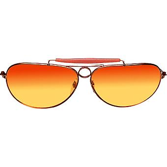 Glasses Aviators Gold Sunset - 15303