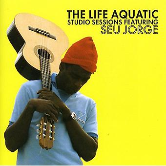 Seu Jorge - Life Aquatic Studio Sessions [CD] USA import