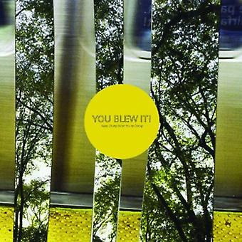 You Blew It! - Keep Doing What You're Doing [CD] USA import