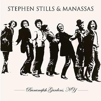 Stephen Stills & Manassas - Bananafish Gärten NY [CD] USA import
