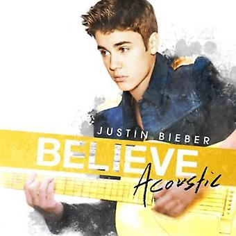 Justin Bieber - Believe Acoustic [CD] USA import