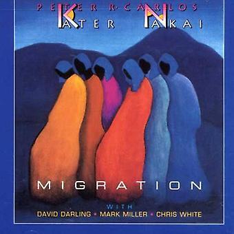 Kater/Nakai - Migration [CD] USA import