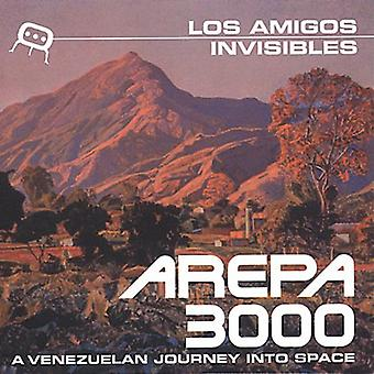 Los Amigos Invisibles - Arepa 3000 [CD] USA import