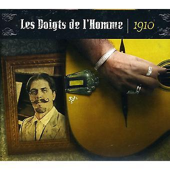 Les Doigts De L'Homme - 1910 [CD] USA Import