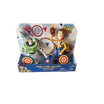 Toy story 4 - buzz light year & woody