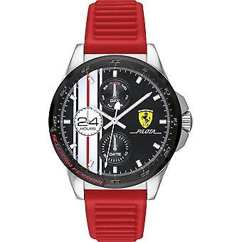 SCUDERIA FERRARI - Reloj de pulsera - Hombres - 0830657 - PILOTA
