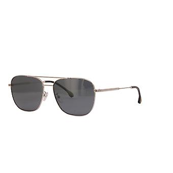Paul Smith AVERY SUN PSSN007V2 01 Silver On Black Ink/Grey Polarised Sunglasses