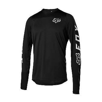 Fox Men's Defend Long Sleeve Jersey Black