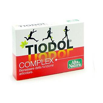 Thiodol Complex 30 tabletter