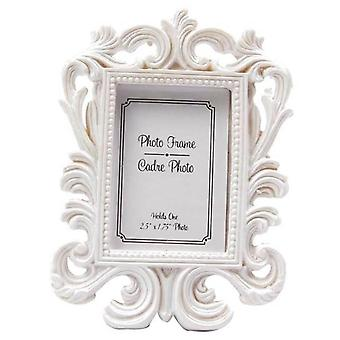 Beautiful Ornate Style Photo Frame - Retro Photo Frame For Wedding Party Home