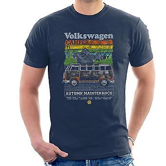 Volkswagen Herfst Onderhoud Men's T-shirt