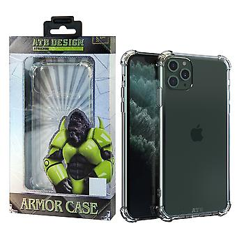 iPhone 11 Pro Max Case Transparent - Anti-Shock