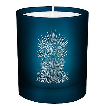 Game of Thrones Iron Throne Glass Votive Candle by Insight Editions