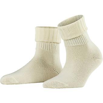 Falke Striggings Rib Socks - Wool White