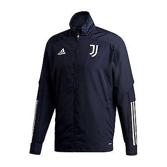 2020-2021 Juventus bemutató kabát (legend tinta)