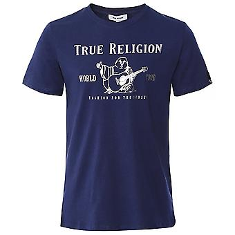 True Religion Crew Neck Chad T-Shirt