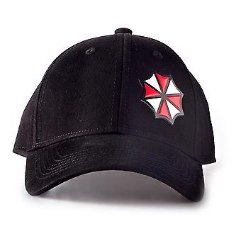 Residential Evil Umbrella Patch Adjustable Cap Unisex Black (BA748273RES)
