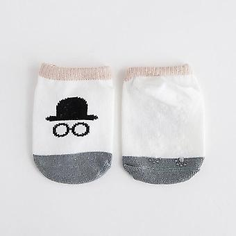 Baby Anti Slip Socks Non-slip Toddler Low Cut Shoes Slippers Boys Girls's