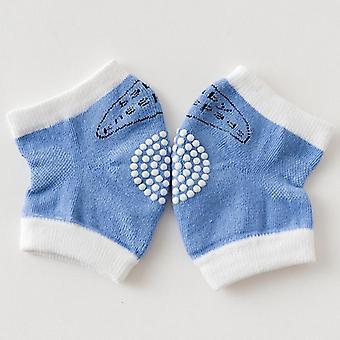 Baby knæ puder, benvarmere, Anti Slip, Protector