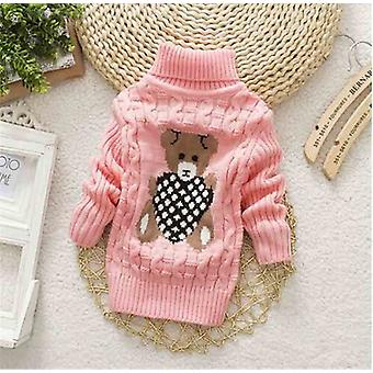 Baby Spring Autumn Sweaters Newborn Cartoon Pll Over For Bebe Infant Casual