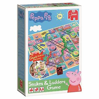 Peppa Pig Giant Snakes & Ladders Gioco piano