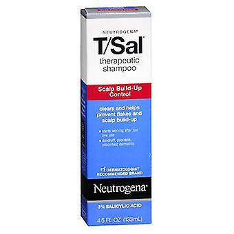 Neutrogena T/Sal Terapeuttinen shampoo päänahka rakentaa hallintaa, 4,5 oz