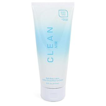 Clean Air Body Lotion Door Clean 6 oz Body Lotion