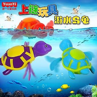 Children Swimming Chain Turtle Baby Bath Newborn Water