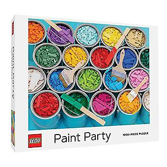 LEGO (R) Paint Party Puzzle