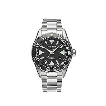 Luxury Eterna KonTiki Diver Datum Automatik Watch for Unisex 129041491753