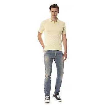 Roberto Cavalli Yellow T-shirt