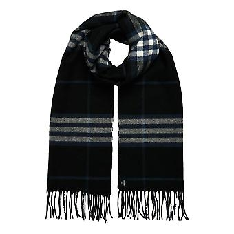 スーパードライ NYC スカーフ - ブラック チェック