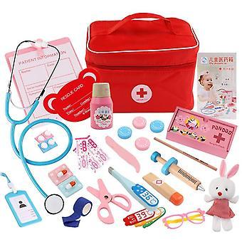 Doctor Set Zestaw Ról Play Klasyczna Symulacja Classi Ciekawe Tematyczne Medyczne