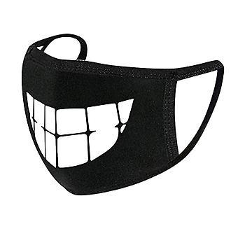 Women Reusable Fashion Casual Face Mask.