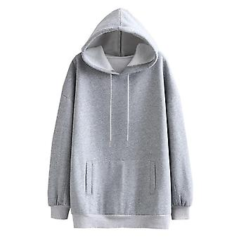 Cotton Fleece Hoodies, Sweatshirt And Pants Plus Size 3 Set