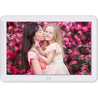 Digital Photo Frame 8 Inch 1920x1080 High Resolution 16:9 Full IPS Display