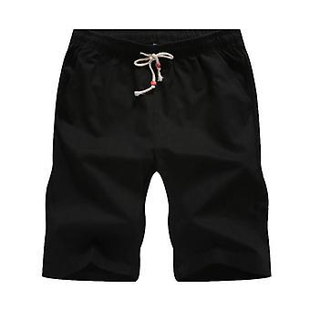 Sommer Casual Bomull Mote Stil Strand Shorts