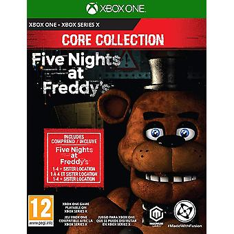 Five Nights at Freddy's Core Collection Xbox One | Series X Game