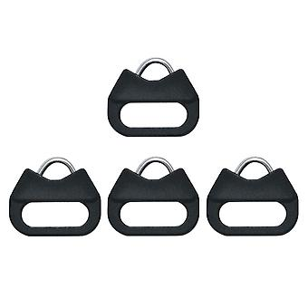 Vko lug ring camera strap triangle split ring hook + plastic cap compatible with/replacement for son
