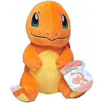 Hug Charmander Junior 20 Cm Peluche Orange / Jaune