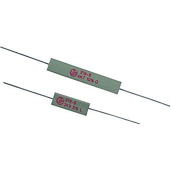 Vitrohm KH208-810B10R 10r ±10% 5W Axial Power Wirewound Ceramic Resistor