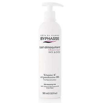 Byphasse Cleansing Milk with Dispenser 500 ml
