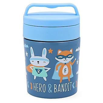 Quid Food thermos go hero stainless steel 0.35 L
