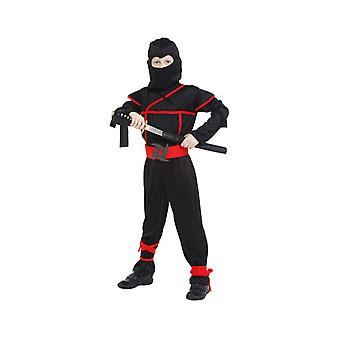 Kids Ninja Costume Halloween Costumes For Boys