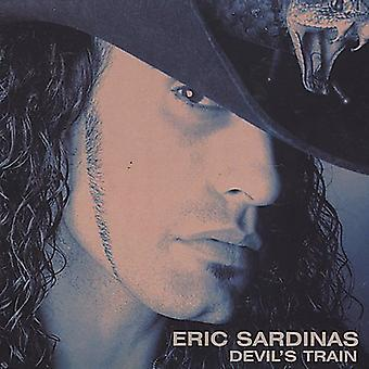 Eric Sardinas - Devil's Train [CD] USA import