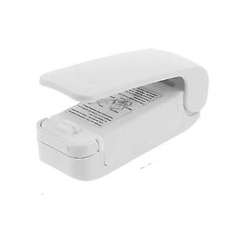Mini Portable Food Sealer, Snack Bag Clip Tools