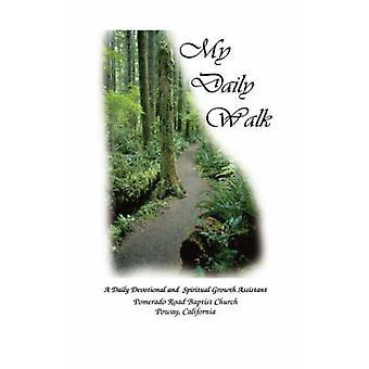 My Daily Walk by Hans A Nikoley - 9781600349065 Book