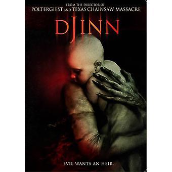 Djinn [DVD] USA import