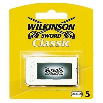 Wilkinson Wilkinson sword classic double edge razor blades - 5 pack