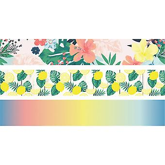 Simple Stories Washi Tape - Sunshine and Blue Skies